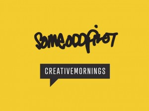 Someoddpilot at Creative Mornings Chicago